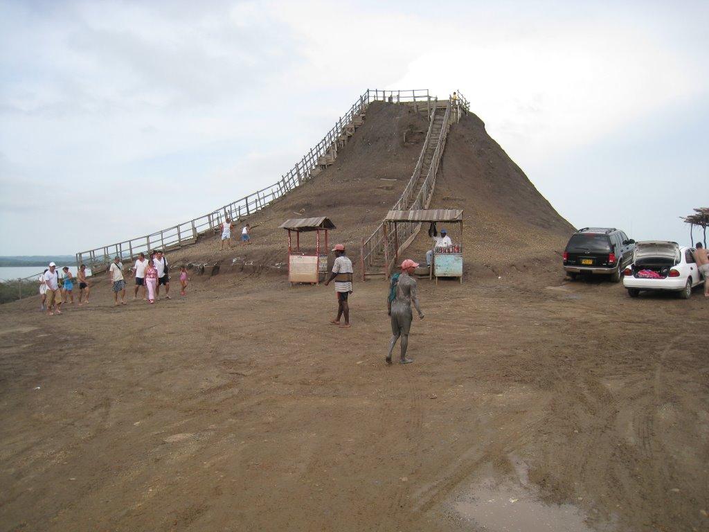 кален вулкан колумбия