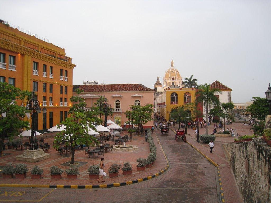 картагена колумбия