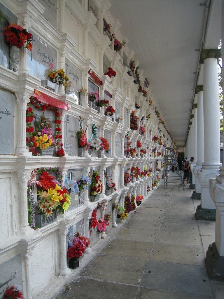 гробище Сан Педро, Меделин, Колумбия