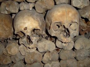 черепи в Париж
