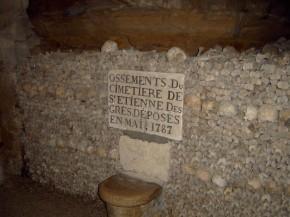 катакомби в Париж