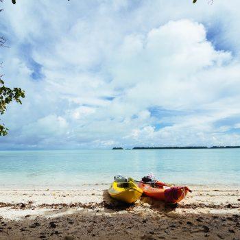 акостирали на плажа