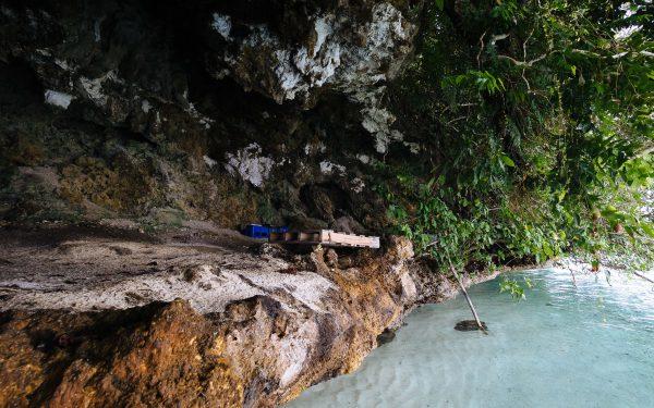пиратската пещера