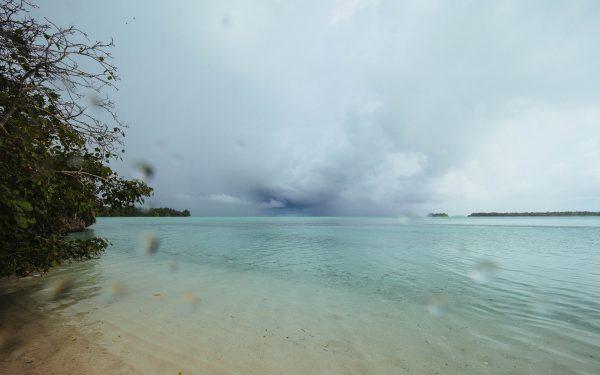 буря в рая